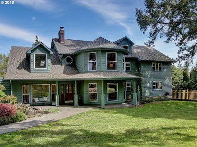 Beaverton Single Family Home For Sale: 19495 SW Gassner Rd