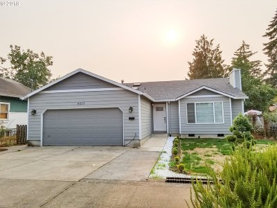Multnomah County Single Family Home For Sale: 4207 SE 73rd Ave