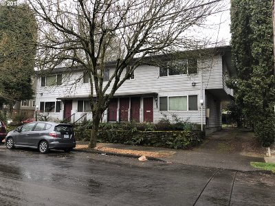 Portland OR Multi Family Home For Sale: $1,095,000