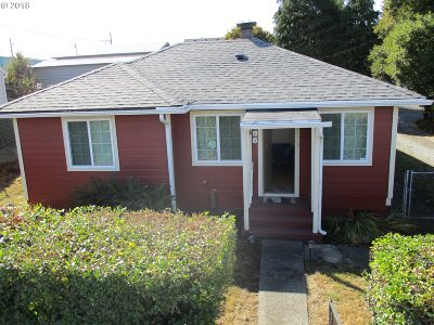Coos Bay Single Family Home For Sale: 765 Michigan