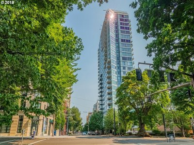 Condo/Townhouse For Sale: 1500 SW 11th Ave #1702