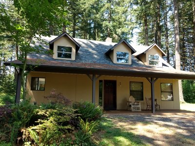 Oregon City, Beavercreek, Molalla, Mulino Single Family Home For Sale: 21701 S Ridge Rd