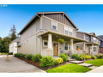 Hillsboro, Beaverton, Tigard Single Family Home For Sale: 512 SW 199th Ave