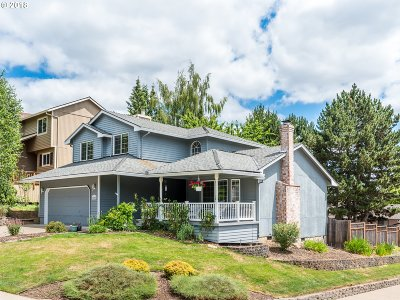 Multnomah County, Washington County, Clackamas County Single Family Home For Sale: 7272 SW 161st Pl