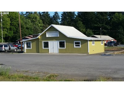 Battle Ground Commercial For Sale: 6703 NE 219th St
