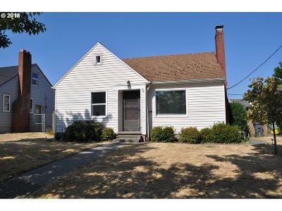 Single Family Home For Sale: 5725 NE 33rd Ave