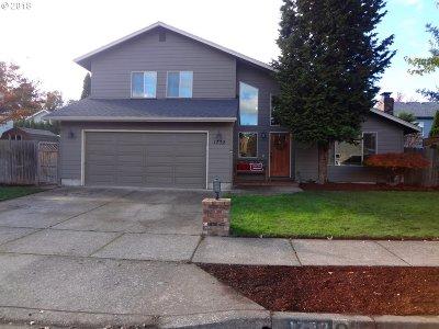 Eugene Single Family Home For Sale: 1732 Kings North St