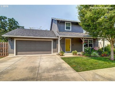 Newberg, Dundee, Lafayette Single Family Home Bumpable Buyer: 451 S Airpark Way