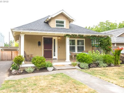 Portland Single Family Home For Sale: 1323 NE Junior St