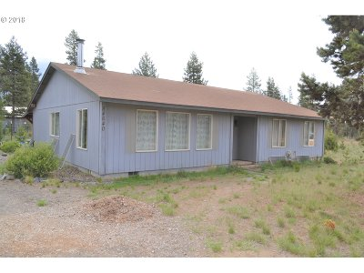 Bend Single Family Home For Sale: 54640 Husky Ln
