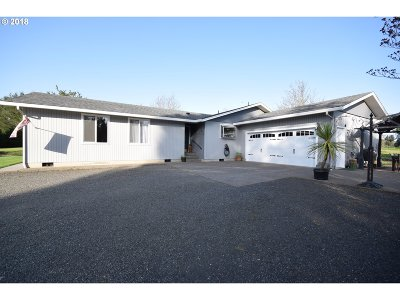 La Center Single Family Home For Sale: 38200 NE Christensen Rd
