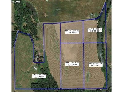 Junction City Farm & Ranch For Sale: Cox Butte