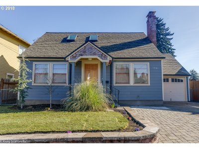 Single Family Home For Sale: 3546 NE 46th Ave