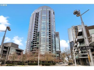 Condo/Townhouse For Sale: 3601 SW River Pkwy #1314