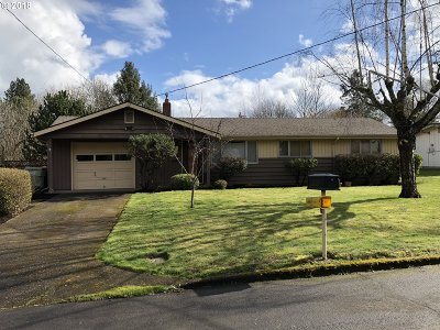 Beaverton, Aloha Single Family Home For Sale: 4930 SW 166th Ave