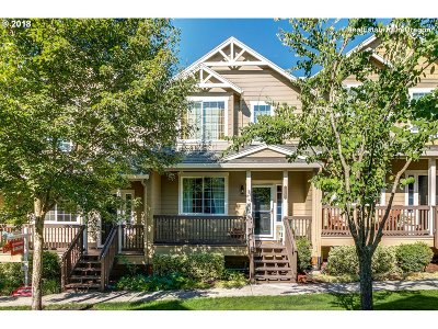 Single Family Home For Sale: 16149 NW Fescue Ct