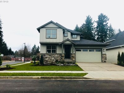 Tigard Single Family Home For Sale: 8031 SW Barnum St