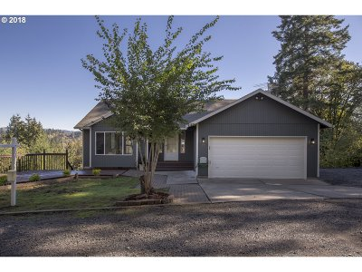 Vernonia Single Family Home For Sale: 522 3rd Ave