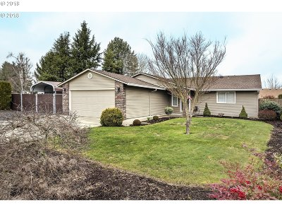 Newberg, Dundee, Mcminnville, Lafayette Single Family Home For Sale: 522 SW Westvale St