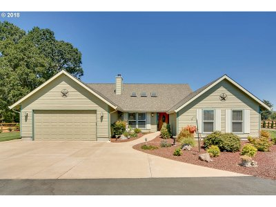 Molalla Single Family Home For Sale: 14779 S Vaughan Rd