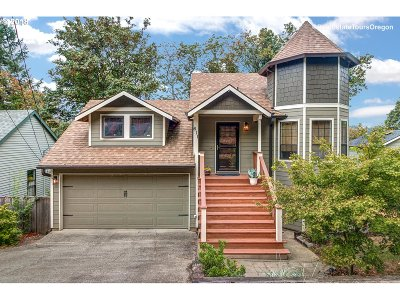 Oregon City, Beavercreek, Molalla, Mulino Single Family Home For Sale: 611 4th Ave