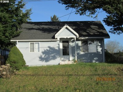 Coos Bay Single Family Home For Sale: 305 N Wall