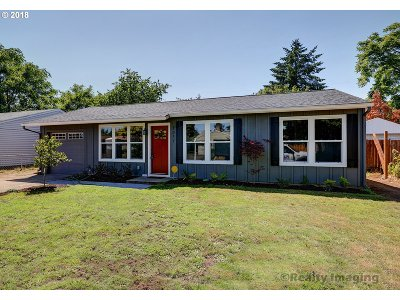 Single Family Home For Sale: 2317 SE 147th Ave