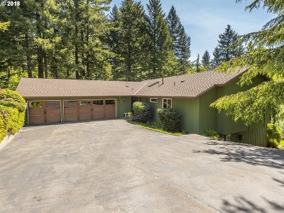 Tigard Single Family Home For Sale: 14895 SW Hawk Ridge Rd
