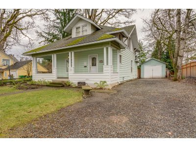 Forest Grove Single Family Home For Sale: 1824 23rd Ave