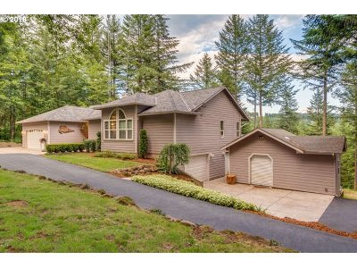 Camas Single Family Home For Sale: 5303 NE 316th Ct