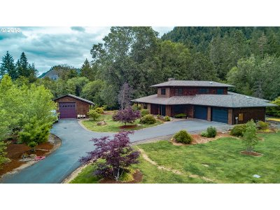 Douglas County Single Family Home For Sale: 354 Champagne Creek Dr