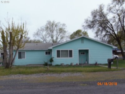 Hermiston Single Family Home For Sale: 287 W Hartley Ave