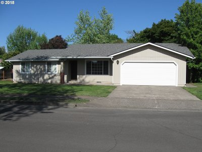Springfield Single Family Home For Sale: 6368 C St