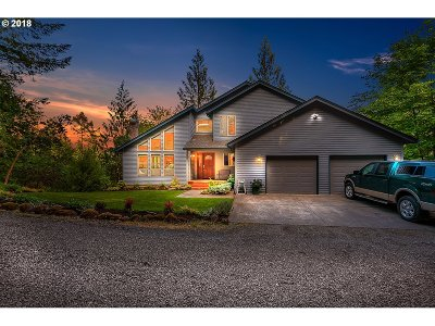Sherwood, King City Single Family Home For Sale: 21539 SW Ramblin Reck Rd