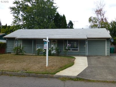 Gresham, Troutdale, Fairview Single Family Home For Sale: 1075 SE 2nd St