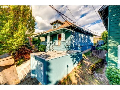 Single Family Home For Sale: 3806 SE 26th Ave