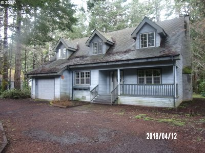 Bandon Single Family Home For Sale: 88557 Weiss Estates Ln