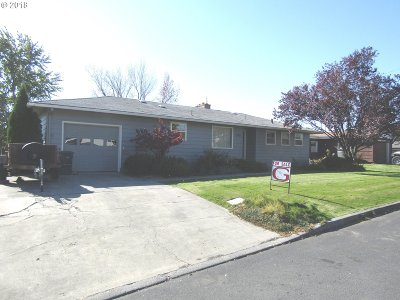 Pendleton Single Family Home For Sale: 1220 NW Johns Ave