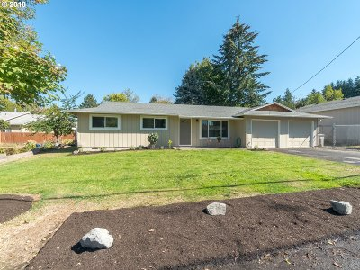 Sherwood Single Family Home For Sale: 22418 SW Lincoln St