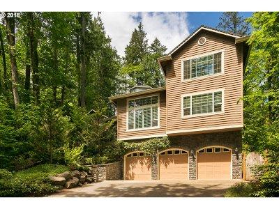 Single Family Home For Sale: 4472 SW Hillside Dr