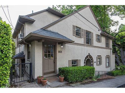 Portland Multi Family Home For Sale: 1858 SW High St