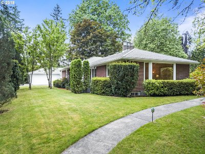 Single Family Home For Sale: 10333 SW Ridgeview Ln