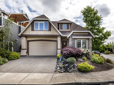Tigard Single Family Home For Sale: 16468 SW 132nd Ter