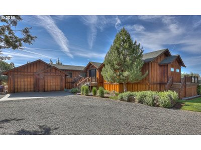 Bend Single Family Home For Sale: 65260 85th St