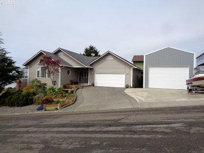 Coos Bay Single Family Home For Sale: 1172 Kentucky Ave