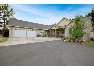 Woodland Single Family Home For Sale: 805 Insel Rd