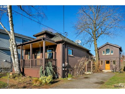 Single Family Home For Sale: 705 N Humboldt St