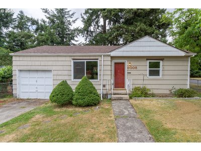 Portland Single Family Home For Sale: 9008 N Portsmouth Ave