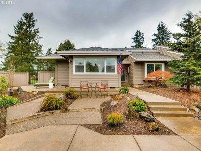 Wilsonville Single Family Home For Sale: 7911 SW Sacajawea Way