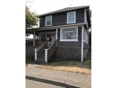 Seaside Single Family Home For Sale: 435 3rd Ave